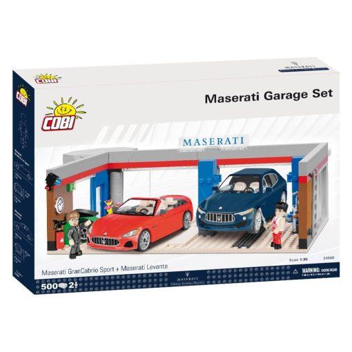 COBI Maserati Garage Set (24568)