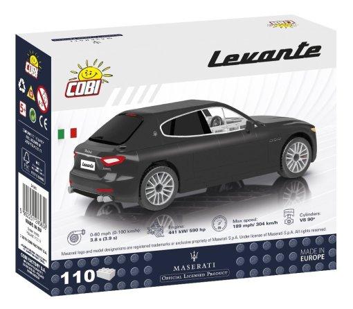 COBI Maserati Levante Set (24565) USA