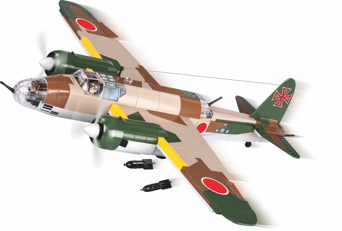 COBI NAKAJIMA KI-49 HELEN Set (5533) Best price