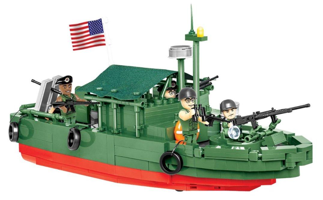 COBI PBR 31 MKII Patrol Boat Set (2238) Amazon