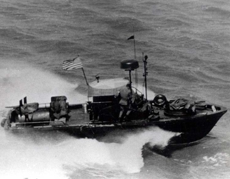 COBI PBR 31 MKII Patrol Boat Set (2238) History