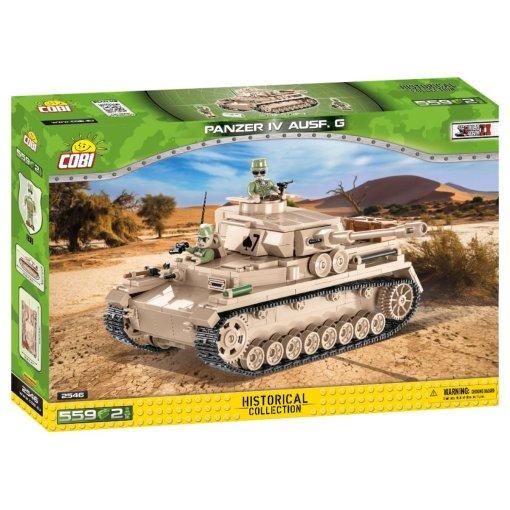 COBI Panzer IV AUSF. G Set (2546)