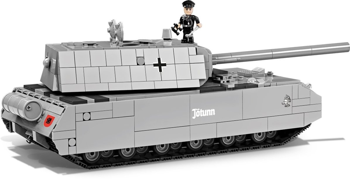 COBI Panzer VIII Maus Set (3024) Best Price