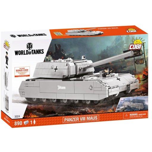 COBI Panzer VIII Maus Set (3024)