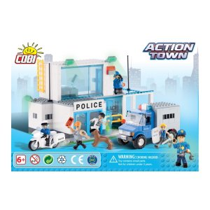 COBI Police Department Set (1567)