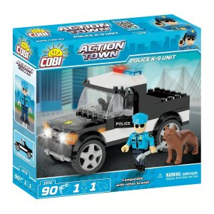 COBI Police K-9 Unit Set (1572)