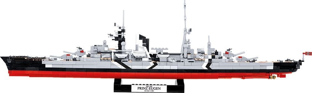 COBI Prince Eugen Heavy Cruiser Set (4823) Best price