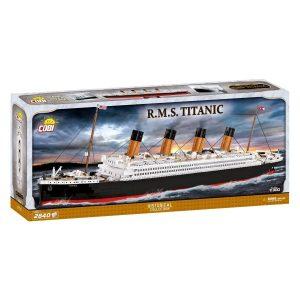 COBI R.M.S Titanic Set (1916)