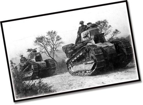 COBI Renault FT-17 Tank Set (2973) History