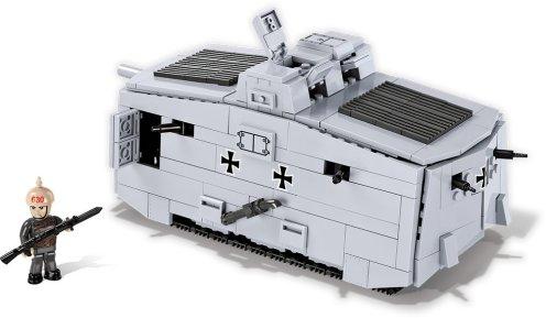 COBI STURMPANZERWAGEN A7V Set (2982) Bset Price