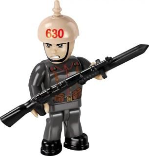 COBI STURMPANZERWAGEN A7V Set (2982) Soldier