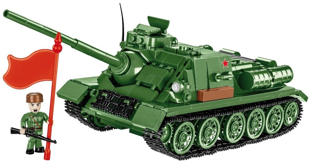 COBI SU-100 Tank Destroyer (2541) Amazon