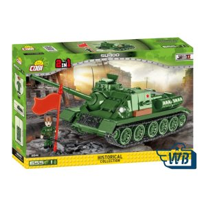 COBI SU-100 Tank Destroyer (2541)