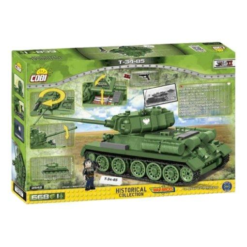 COBI T-34-85 Tank Set (2542) Box