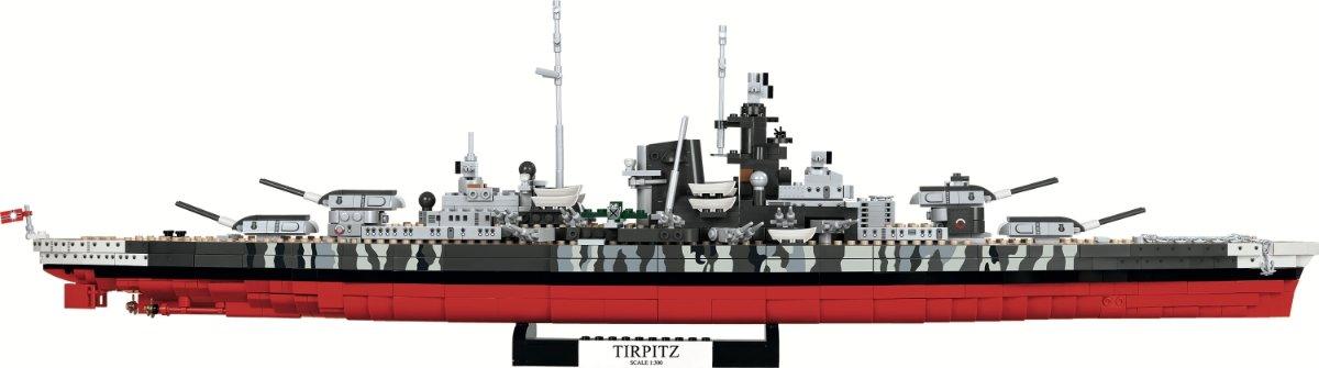 COBI Tirpitz Battleship Set (3085) Warbricks