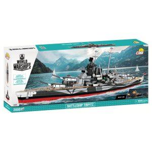 COBI Battleship Tirpitz Set (3085)