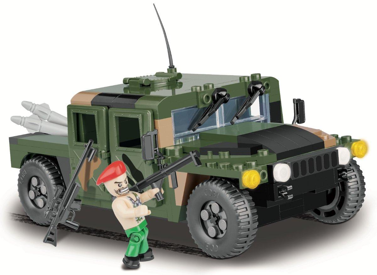 COBI US & NATO VEHICLES JUNGLE (24304)