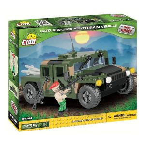 COBI US & NATO VEHICLES JUNGLE (24304) SET