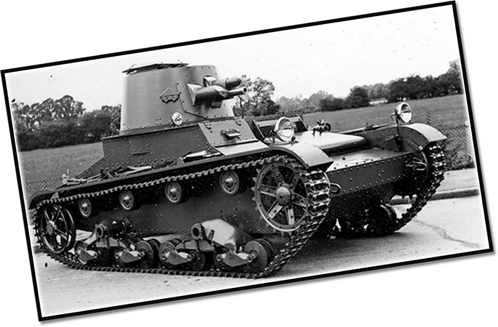COBI Vickers Tank Set (2520) History