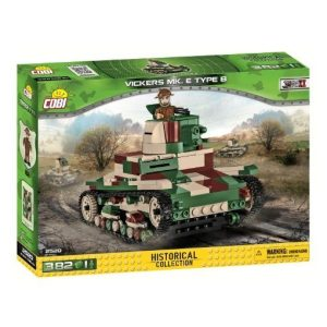 COBI Vickers Tank Set (2520)