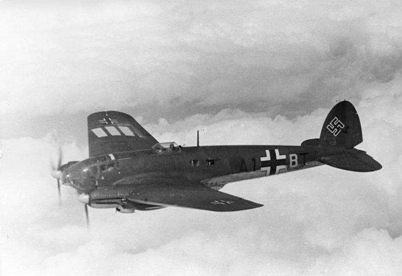 Henkel HE 111 P-2