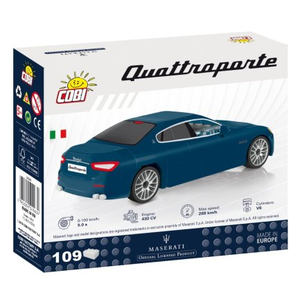 Quatroporte Set (24563) USA