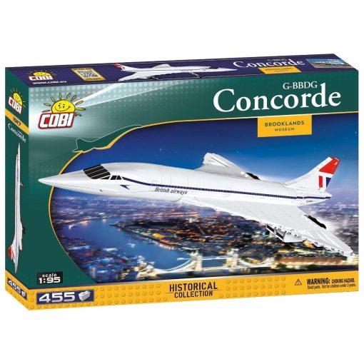 The COBI Concorde Set (1917)