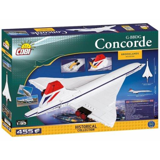 The COBI Concorde Set (1917) Box
