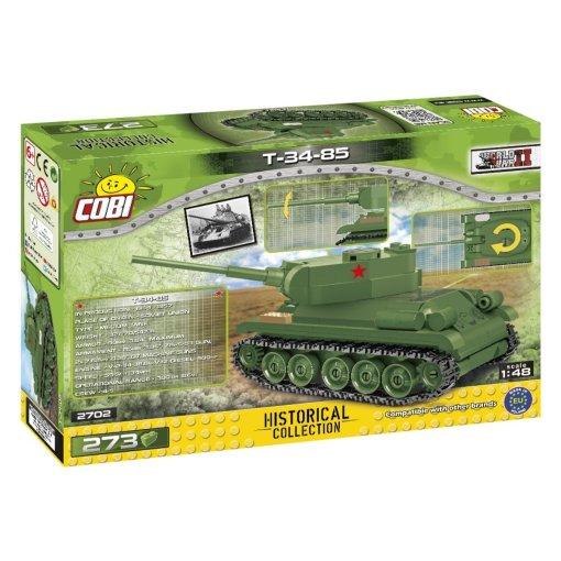COBI 148 Scale T34 Tank (2702) amazon