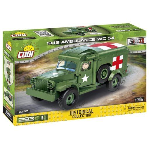COBI Dodge WC54 Ambulance (2257)