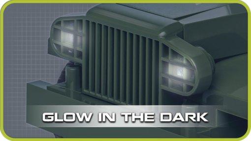 COBI Dodge WC54 Ambulance Lights
