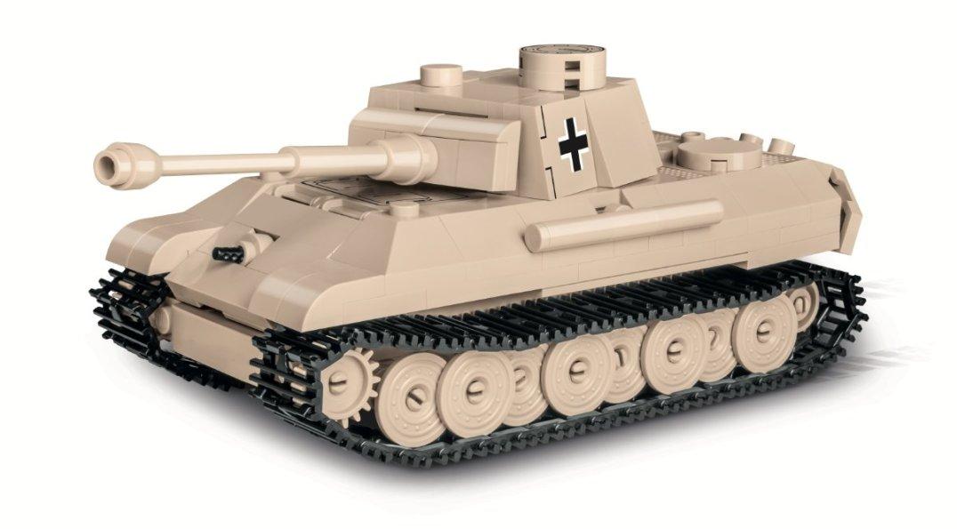 The COBI 148 Panzer V Panther (2704) Amazon