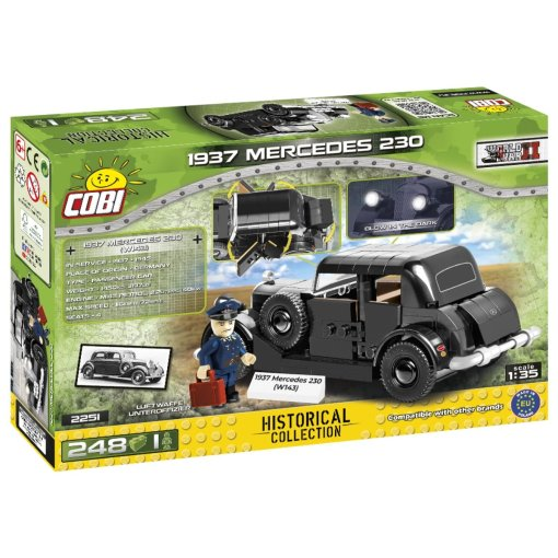 COBI Mercedes 230 Set (2251) Box
