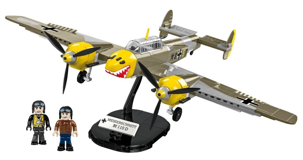 COBI Messerschmitt BF110 D (5716) Warbricks