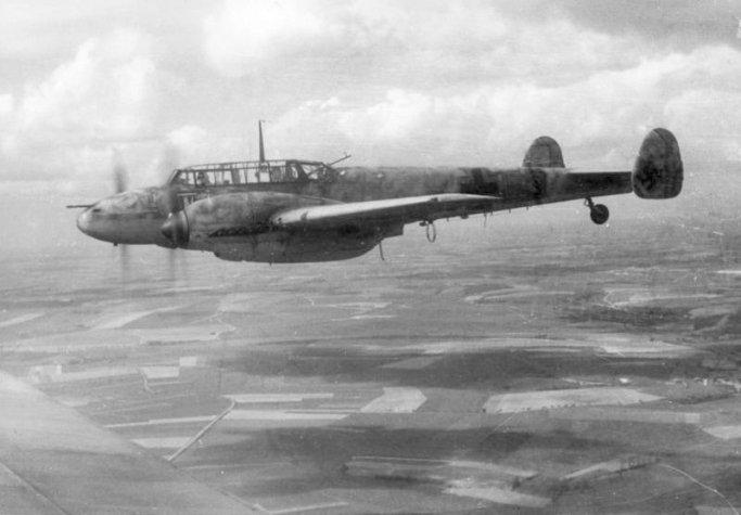 COBI Messerschmitt BF110