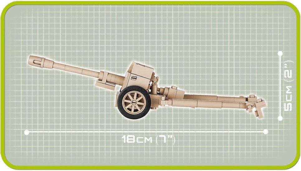 COBI PAK 40 Set (2252) Length