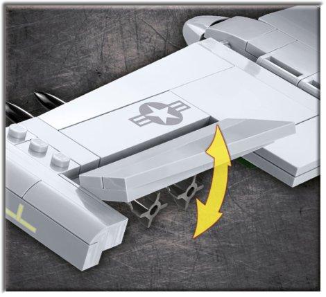 Cobi A-10 Flaps
