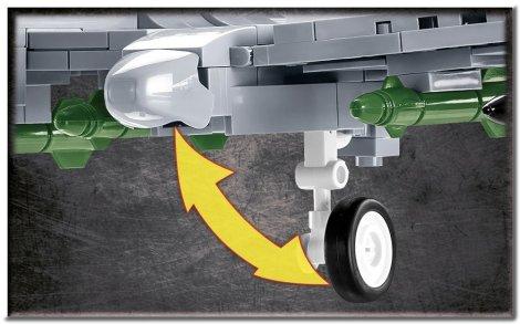 Cobi A-10 Landing Gear