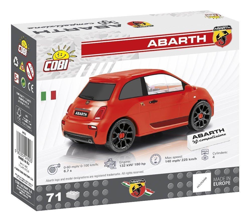 COBI Abarth 595 (24502)