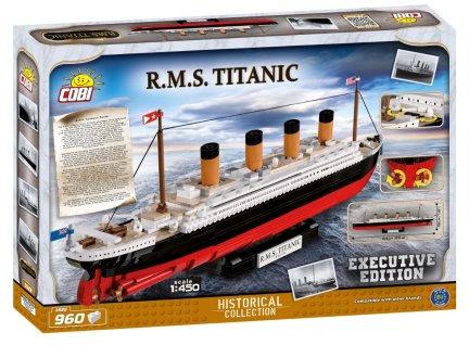 COBI RMS Titanic Executive Edition Box
