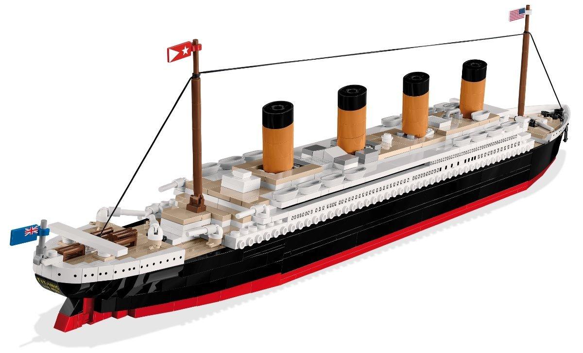 COBI Titanic 1_450 Scale Set (1929) review