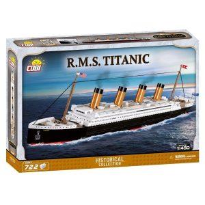 COBI RMS Titanic Set 1:450 Scale (1929)