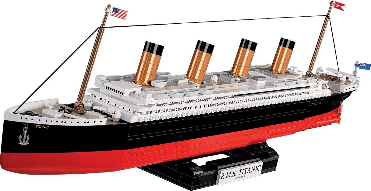 COBI Titanic Executive Edition Set (1928) Amazon