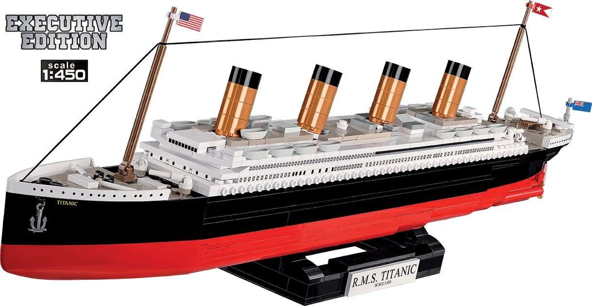 COBI Titanic Executive Edition Set