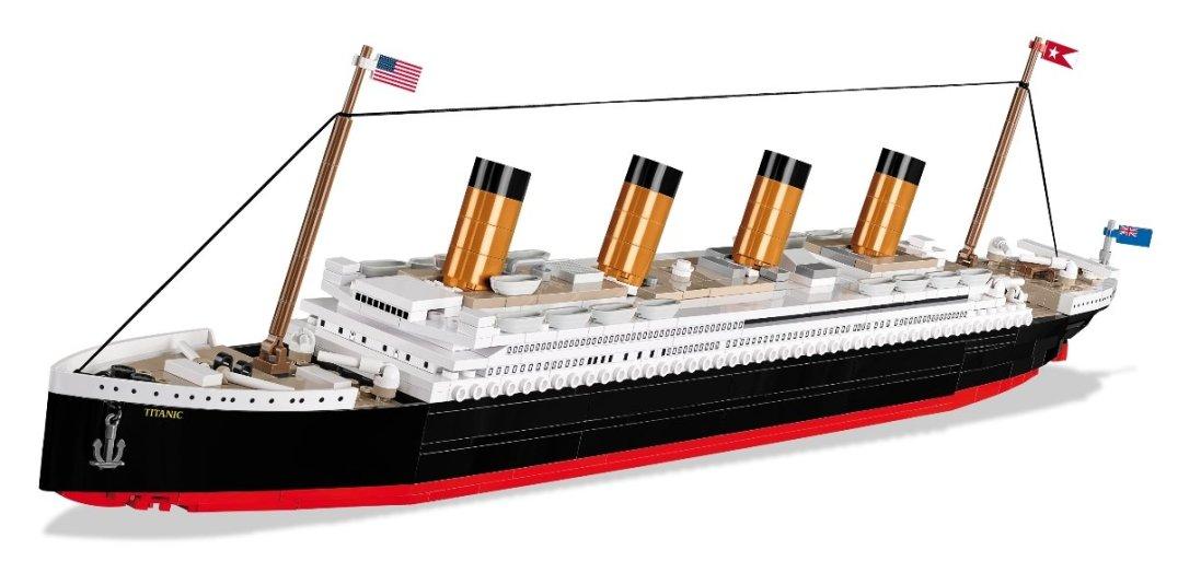 new COBI Titanic 1_450 Scale Set (1929)