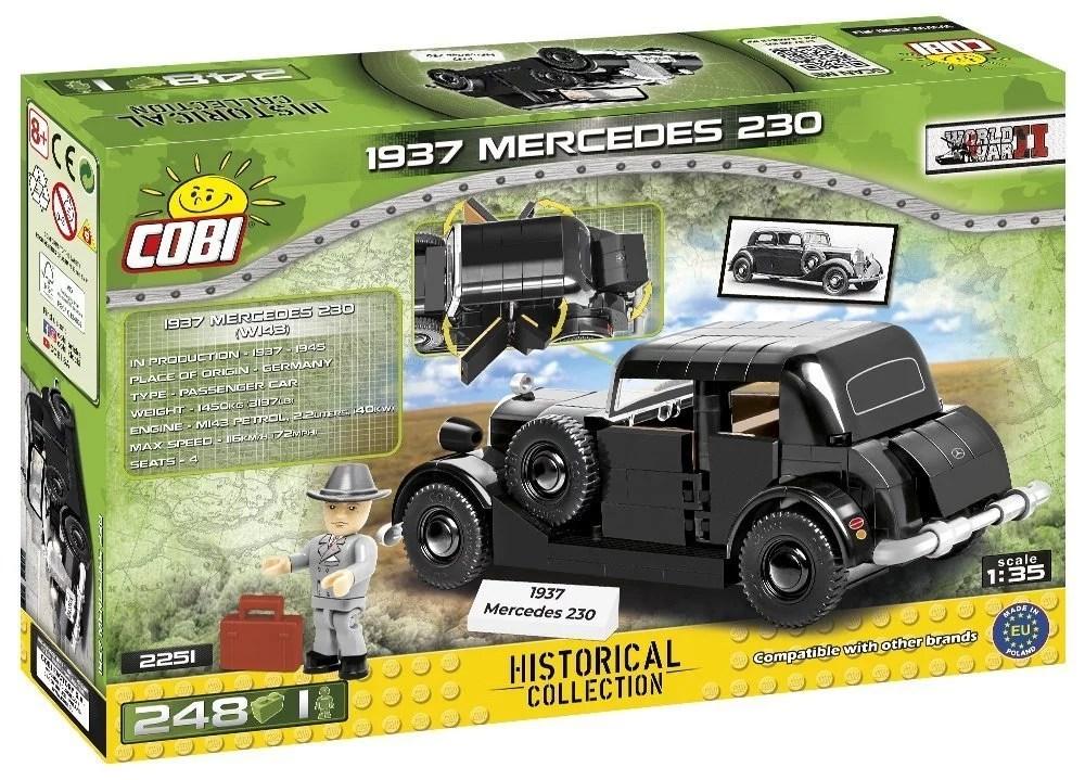 COBI 1937 Mercedes 230 Set (2251).jpg amazon