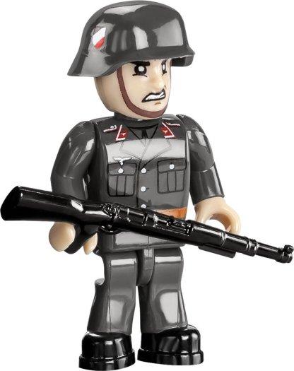 COBI FLAKPANZER IV WIRBELWIND SET (2548) cool guy