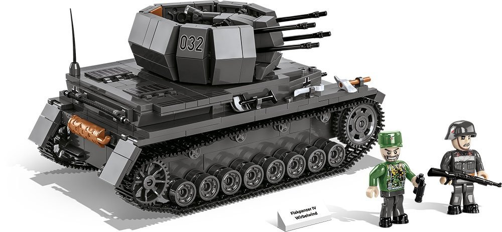 COBI FLAKPANZER IV WIRBELWIND SET (2548) tank