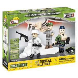 COBI German Elite Troops Set (2039)