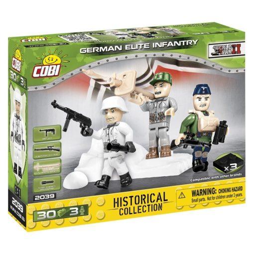 COBI German Elite Troops Set (2039)